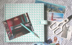 DIY Scrapbook Visualisiere Visionen